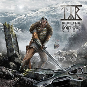 Tyr - By The Light of The Northern Star (album cover)