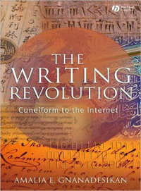 A.E. Gnanadesikan - The Writing Revolution (cover)